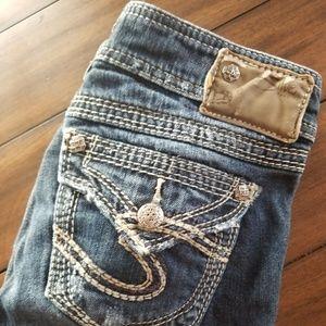 Silver Jeans W26 L30